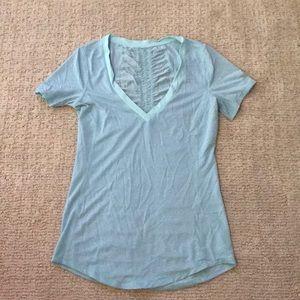 Lululemon V-Neck Shirt Size 4